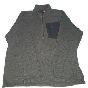 North Face Gordon Lyons Fleece Pullover Size XXL